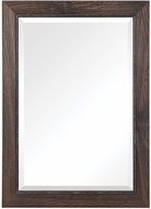 Uttermost 09492 Lanford Dark Walnut Stain Mirror