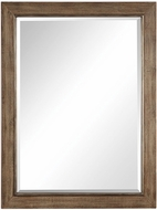 Uttermost 09534 Walt Antiqued Silver Wall Mirror