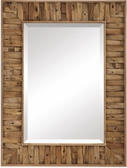 Uttermost 09535 Nalani Natural Wall Mounted Mirror