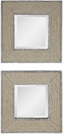 Uttermost 09539 Cambay Warm White Wash Mirror