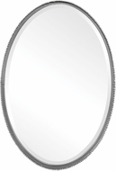 Uttermost 09549 Reva Oval Wall Mirror