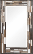 Uttermost 09553 Zevon Wood Wall Mirror