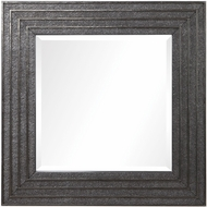 Uttermost 09563 Sondra Square Wall Mirror