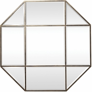 Uttermost 09569 Daniella Octagon Wall Mounted Mirror