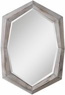 Uttermost 09572 Turano Aged Ivory Wall Mirror
