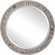 Uttermost 09576 Del Mar Round Wall Mounted Mirror