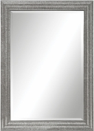 Uttermost 09581 Alwin Silver Wall Mounted Mirror