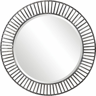 Uttermost 09588 Schwartz Round Wall Mounted Mirror