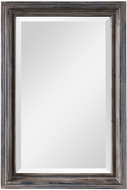 Uttermost 09595 Gulliver Solid Wood / Distressed Blue 32.625 Tall Wall Mirror