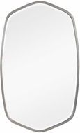 Uttermost 09703 Duronia Brushed Silver Mirror