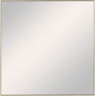 Uttermost 09715 Alexo Brushed Gold Mirror