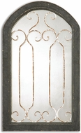 Uttermost 10513 Agatha Reflections 18.875 Wide Reflections Arched Mirror