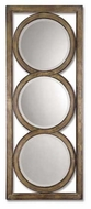 Uttermost 13533 Isandro Metal Wall Mirror