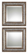 Uttermost 13790 Norlina Transitional Gold Leaf 18 Inch Tall Small Antique Mirrors