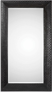 Uttermost 13993 Scarlino Distressed Rust Black Wall Mounted Mirror