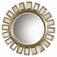 Uttermost 14076 Cyrus Sunburst Wall Mirror