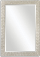 Uttermost 14495 Porcius 29  Wide Antiqued Silver Mirror