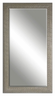 Uttermost 14603 Malika Antiqued Silver-Champagne 68 Inch Tall Rectangular Mirror