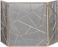 Uttermost 20072 Armino Contemporary Modern Fireplace Screen