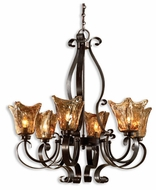Uttermost 21006 Vetraio 6-Lamp Chandelier