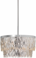 Uttermost 21283 Millie Contemporary Chrome Drop Lighting