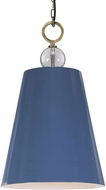 Uttermost 21516 Delray Blue Hanging Light
