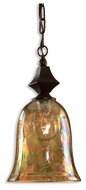 Uttermost 21812 Elba Mini Pendant Light