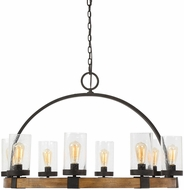 Uttermost 22133 Atwood Manhattan Chandelier Light