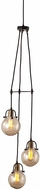 Uttermost 22141 Methuen Contemporary Multi Pendant Lighting