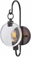Uttermost 22520 Whitten Acid Oxidized Dark Bronze Wall Sconce