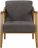 Uttermost 23434 Degory Fabric Accent Chair