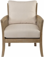 Uttermost 23461 Encore Natural Armchair