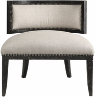 Uttermost 23464 Somer Oatmeal Accent Chair