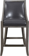 Uttermost 23465 Elowen Leather Counter Stool
