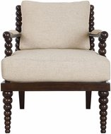 Uttermost 23476 Lachlan Oatmeal Accent Chair