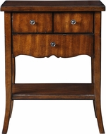 Uttermost 24140 Carmel Aged Ivory Accent Chest