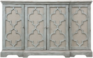 Uttermost 24520 Sophie Wire-Mesh Accent Cabinet