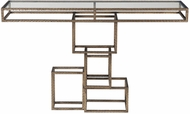 Uttermost 24851 Ruslan Modern Bronze Console Table