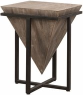 Uttermost 24864 Bertrand Wood Accent Table