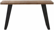 Uttermost 24877 Freddy Weathered Oak Weathered Console Table