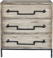 Uttermost 25810 Jory Aged Ivory Accent Chest