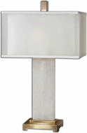 Uttermost 26136-1 Athanas Alabaster 29 Tall Table Lamp Lighting