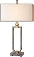 Uttermost 26140-1 Osmund Metal 18 Wide Table Lamp