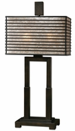 Uttermost 26291-1 Becton Oil Rubbed Bronze Living Room Table Lamp