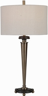 Uttermost 26352-1 Osten Brass Table Lighting