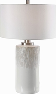 Uttermost 26354-1 Georgios Cylinder Table Lamp Lighting