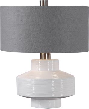Uttermost 26382-1 Crosby Mid-Century Table Lamp