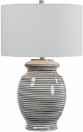 Uttermost 26383-1 Marisa Off White Table Light