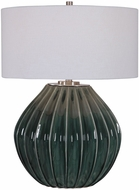 Uttermost 26385-1 Rhonwen Green Lighting Table Lamp