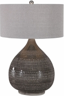 Uttermost 26387-1 Batova Grand Table Top Lamp